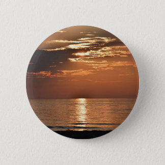 sunsetsomewhere.JPG Pinback Button