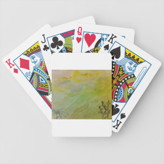 Sunsetting On the Age of Humanity.jpg Bicycle Playing Cards
