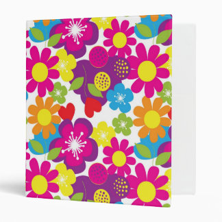 Sunshine 3 Ring Binder