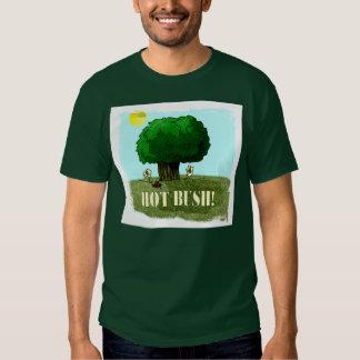 Sunshine 59: HOT BUSH! Tee Shirts