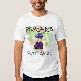 Sunshine 68: Psychics: Rockin' the Aura Tee Shirts