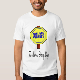 Sunshine 69: The New Stop Sign Shirts
