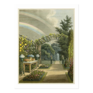Sunshine after Rain, from 'Fragments on the Theory Postcard