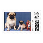 Sunshine and Annie Postage Stamps