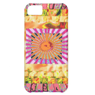 Sunshine and Chakra Collage- Artistic Presentation iPhone 5C Cases