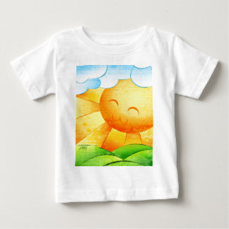 Sunshine and Clouds Baby T-Shirt