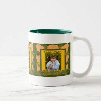 Sunshine and Flowers Mug