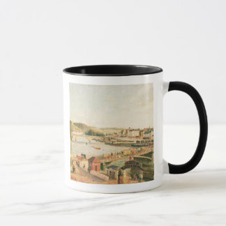 Sunshine at Rouen, 1896 (oil on canvas) Mug