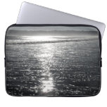 Sunshine at the beach case laptop sleeve