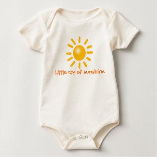 sunshine baby creeper