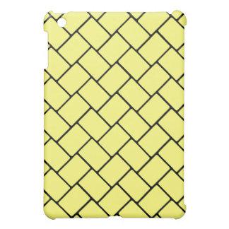 Sunshine Basket Weave 2 iPad Mini Covers
