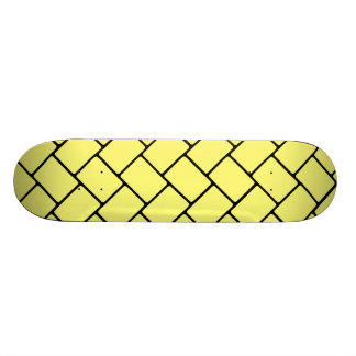 Sunshine Basket Weave 2 Skateboard Deck