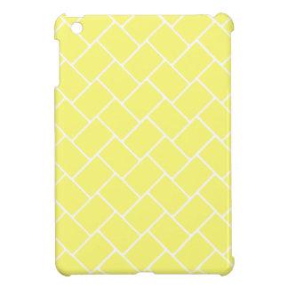 Sunshine Basket Weave iPad Mini Covers