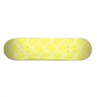 Sunshine Basket Weave Skateboard Deck