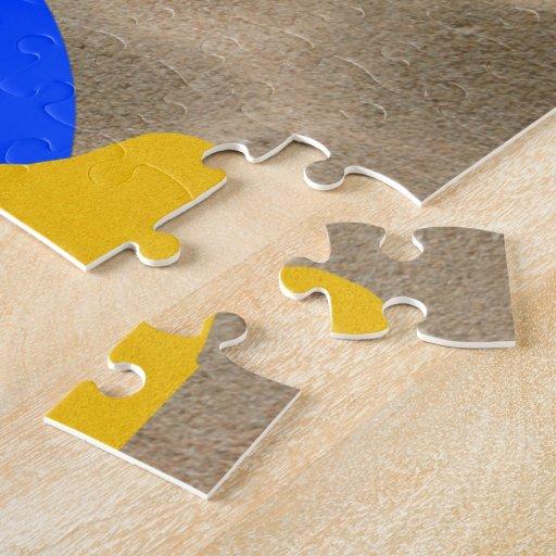 Sunshine Beach Day Jigsaw Puzzles