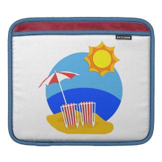 Sunshine Beach Day Sleeve For iPads