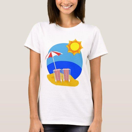 Sunshine Beach Day T-Shirt