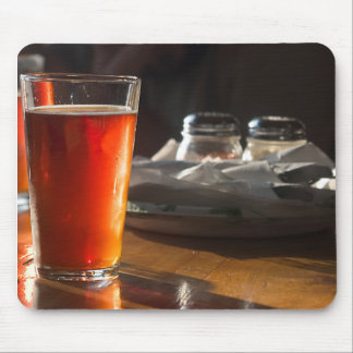 Sunshine Beer Mouse Pad