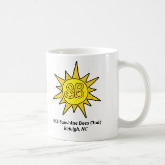 Sunshine Bees: Children's Choir Mugs