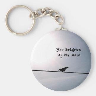 Sunshine Bird Key Chain
