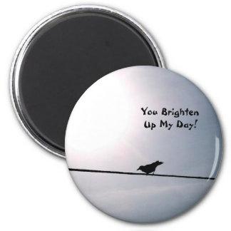 Sunshine Bird Magnet