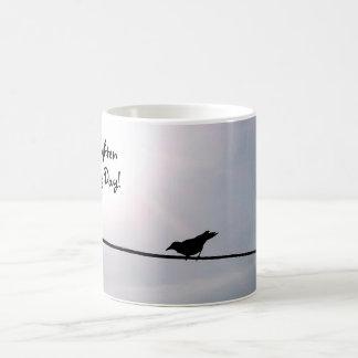 Sunshine Bird Mug