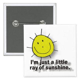 sunshine 2 inch square button