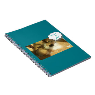Sunshine & Chill Spiral Notebook