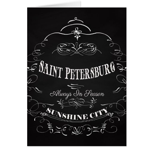 Sunshine City-Saint Petersburg-Always in Season Cards