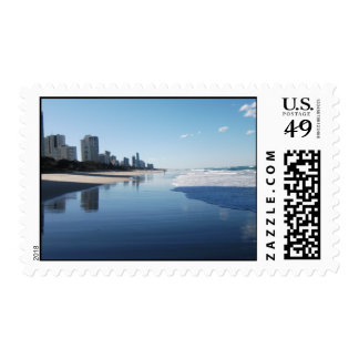 Sunshine Coast Queensland Australia Stamp