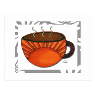 Sunshine Coffee Mug Postcard
