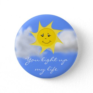Sunshine Collection button