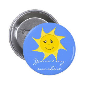 Sunshine Collection Pinback Buttons