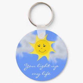 Sunshine Collection keychain