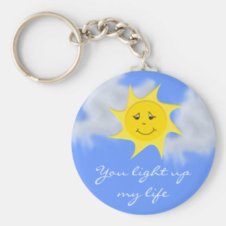Sunshine Collection Keychain