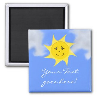 Sunshine Collection magnet