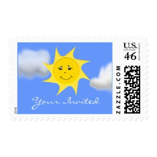 Sunshine Collection stamp
