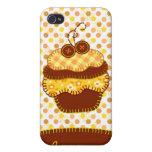 Sunshine Cupcake Applique Speck Case iPhone 4/4S Cases