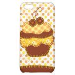 Sunshine Cupcake Applique Speck Case iPhone 5C Case