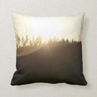 Sunshine cushy throw pillow