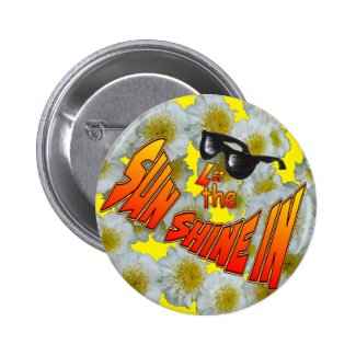 Sunshine Customizable Button