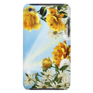 Sunshine Daisies & Roses iPod Touch Case