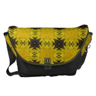 Sunshine Dandelions Courier Bag