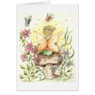 Sunshine Fairy Card