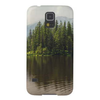 Sunshine Forest and a Lake Galaxy S5 Cover