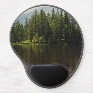 Sunshine Forest and a Lake Gel Mouse Pad