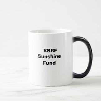 Sunshine Fund, KSRF Magic Mug