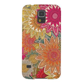 sunshine garden galaxy s5 cover
