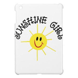 Sunshine Girl Case For The iPad Mini