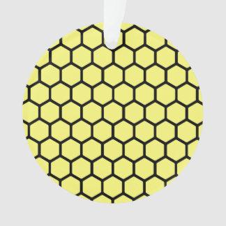 Sunshine Hexagon 4 Ornament